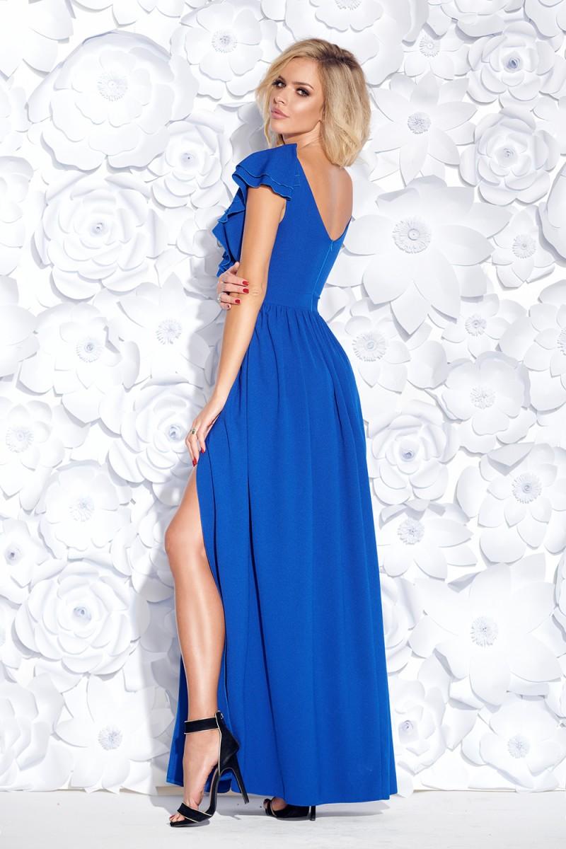 Spoločenské šaty maxine modré veľ. s 5ba6abf2b6
