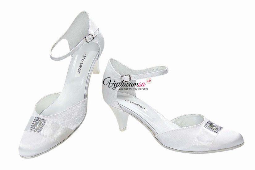 e24c2128080a Svadobné topánky growikar 229 55 - výpredaj