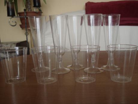 piknikové poháre,