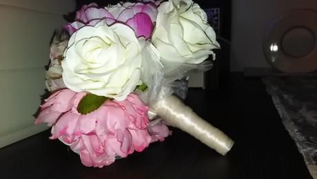 Umělá kytička, kytice,