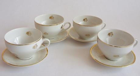 Set čajové šálky   ,