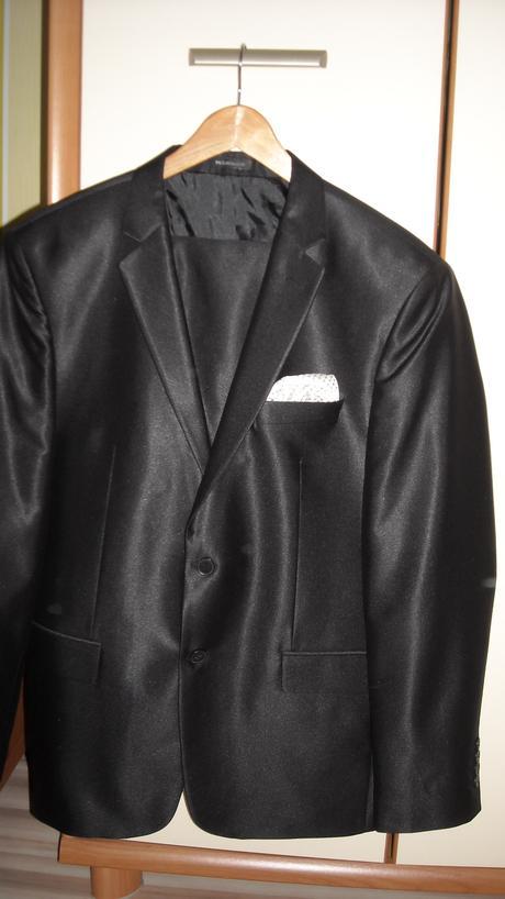 pánsky svadobný oblek, 52