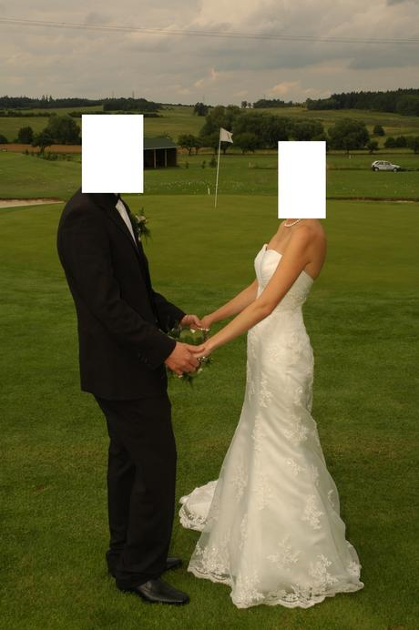 Svatební šaty Jasmine Bridal, 36