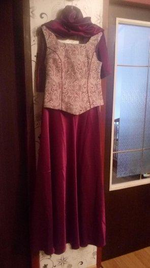 Spoločenské trojdielne šaty S/M, M
