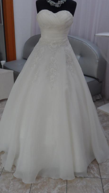 svatební šaty velikost, 34