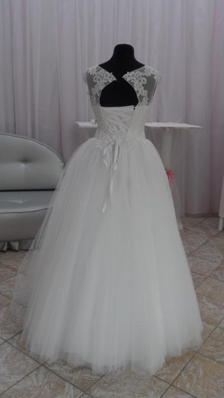 svatební šaty velikost , 36
