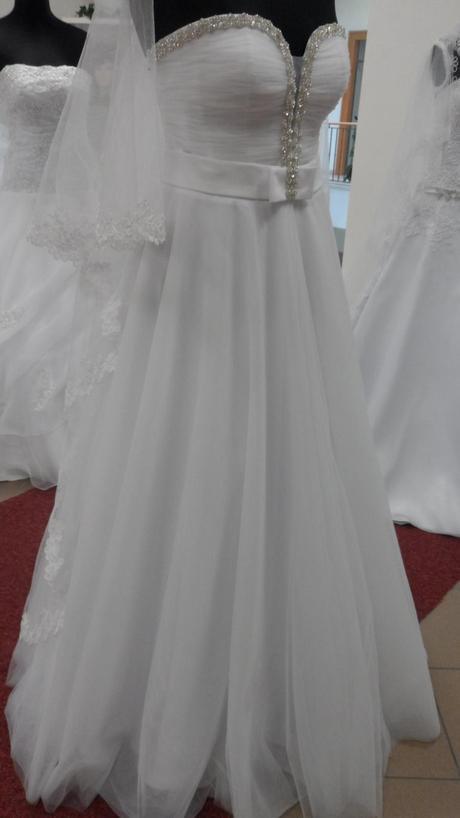 svatební šaty velikost, 36