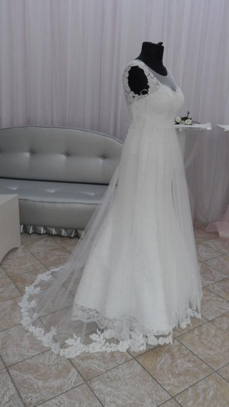 svatební šaty velikost , 38