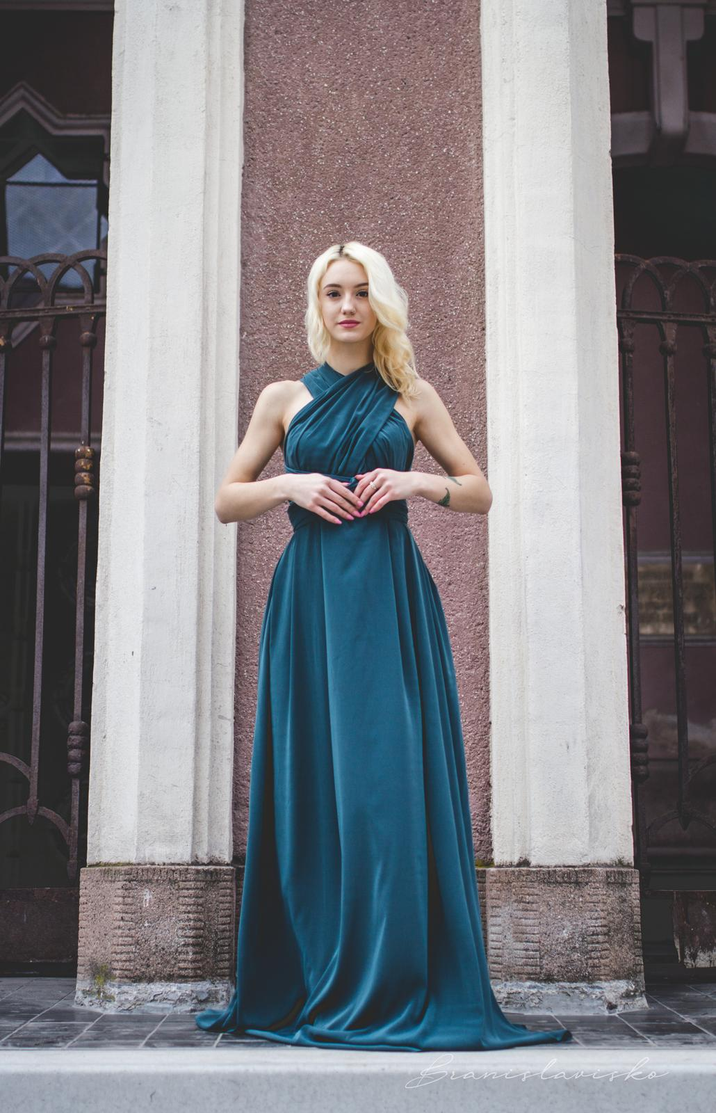 02178b252b83 Smaragdové šaty transformers