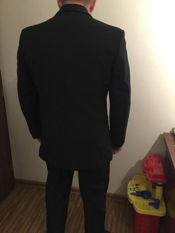 Pansky oblek s vestou, 52