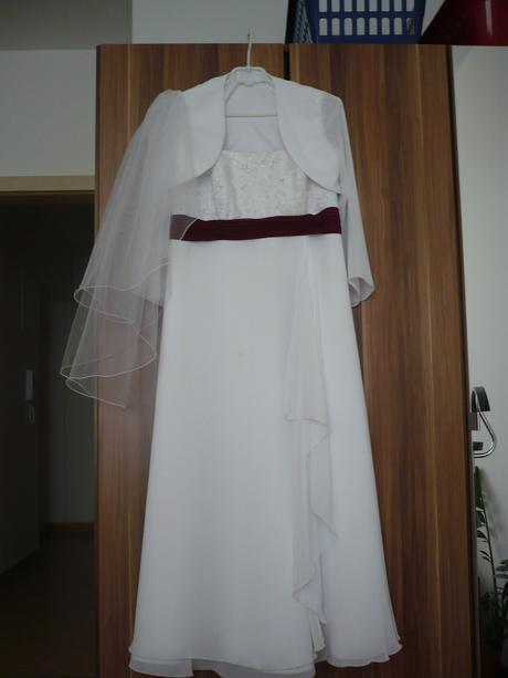 Svatební šaty vel. 40-42, 42