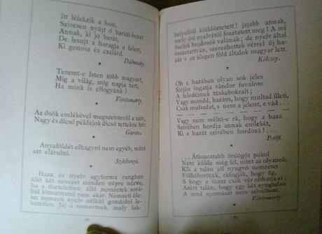 madarska kniha Nefelejts,