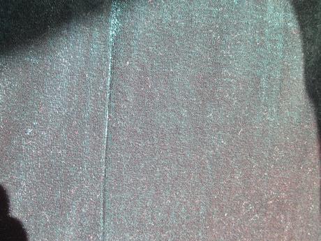 Zamatové šaty s bolerkom, 38