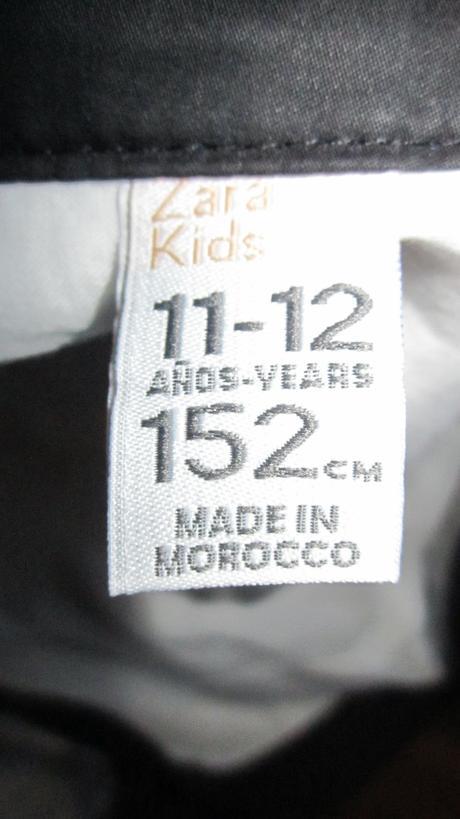 Zara šatičky, 152