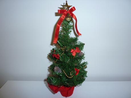 Vianočný stromček malý,