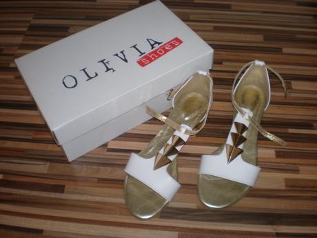Olivia shoes sandále, 38
