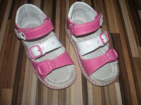 Sandálky Nelli Blu, 22