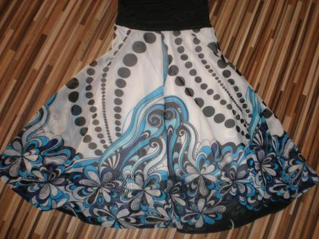 Vzorované šaty BAY, 36
