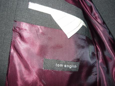 ne nosený oblek Tommy Hilfiger 35R, 50