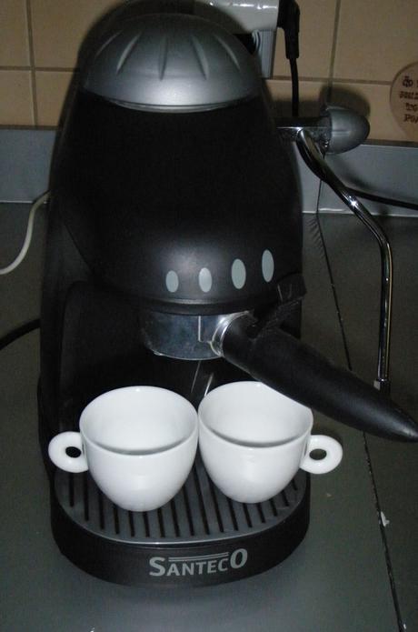 Kávovar SANTECO,
