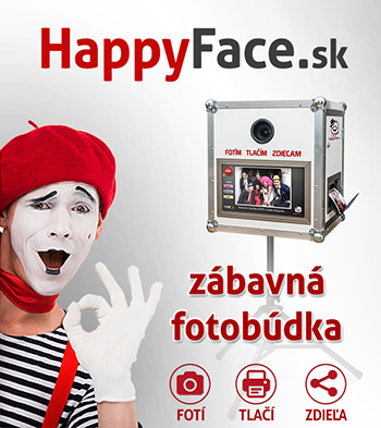 Fotobúdka HappyFace.sk,