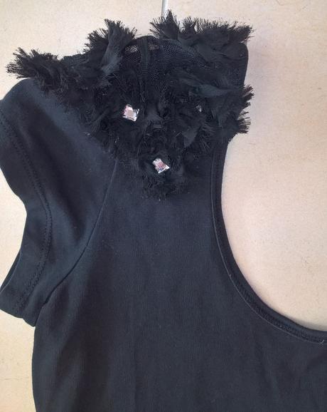 elegantné sexi čierne šaty č. 36 - 40, 38