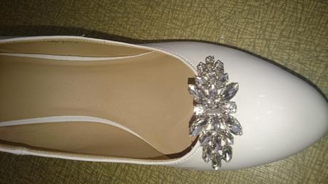 Spony na topánky,