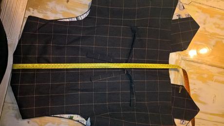 Pánská vesta - velikost S-M, 52