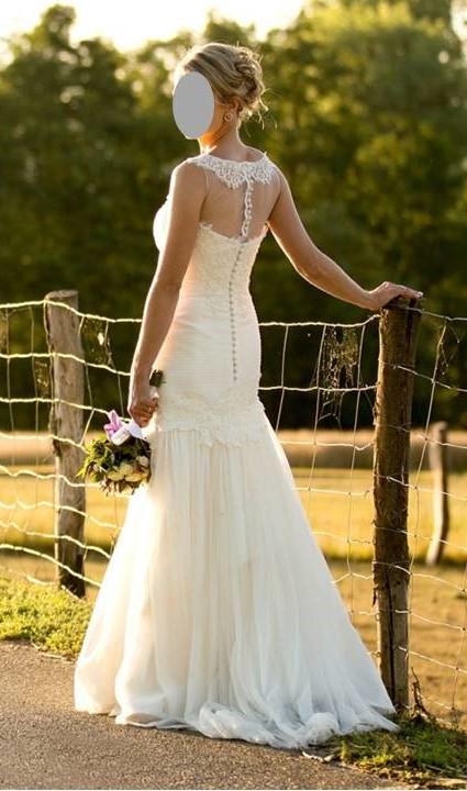 Svatební šaty Sposabella, 36