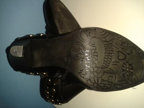 Nenosené módne topánky , 35