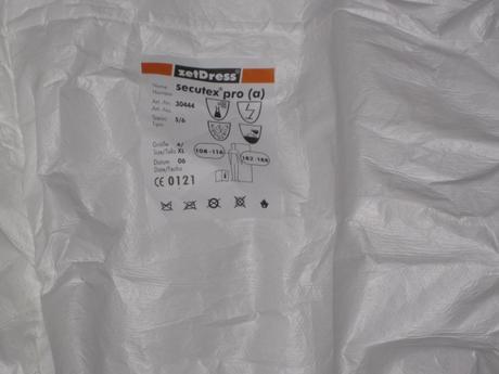Ochranné oblečenie zetdress - secutex typ 5/6,