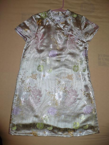 Čínske šaty - H&M, 122 , 122