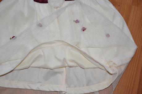 Sametové sváteční šaty vel. 86-92, 86