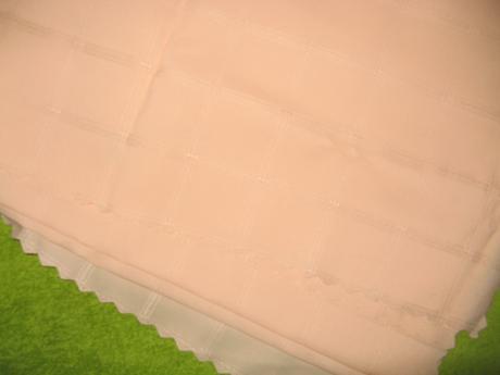 velky obrus-farba-lososova,