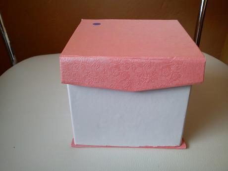 Krabička na drobnosti,