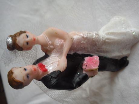 Soška nevesty a ženícha,