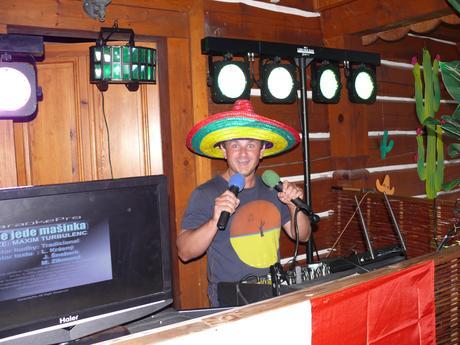 DJ na svatbu, svatební DJ, ozvučení obřadu,