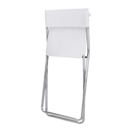 Svatební židle, skládací,