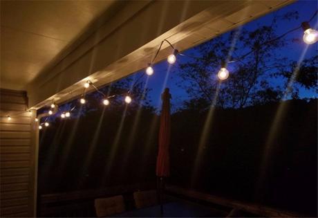 Světelné řetězy k pronájmu,