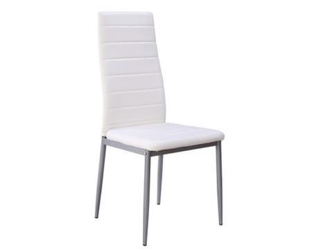 Židle bílá svatební,