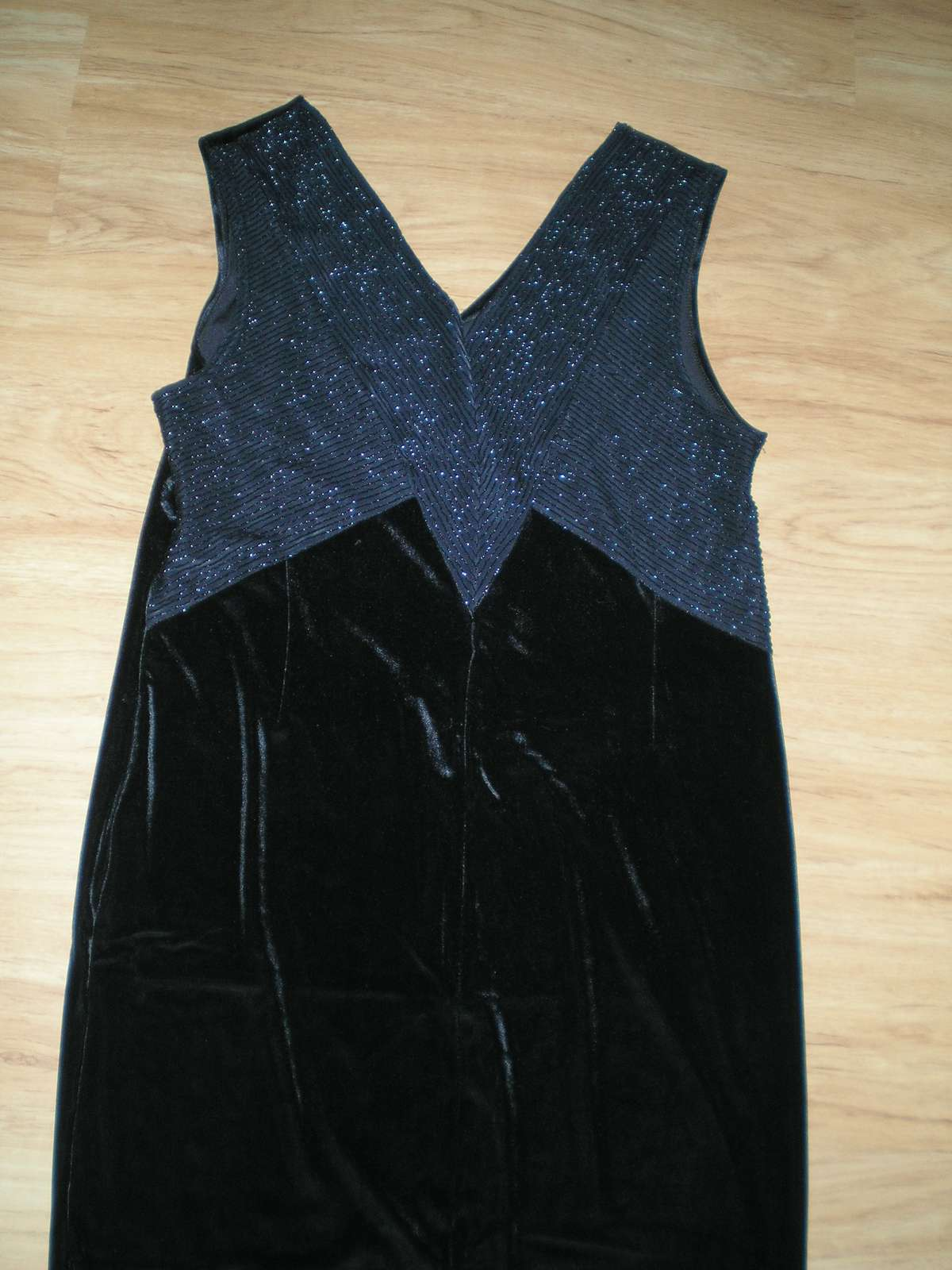Nenosené dlhé šaty+bolerko-na ples 1f484ad5bdb