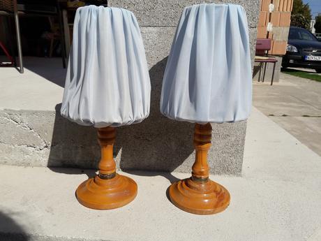 Rucne vyrabane lampy,