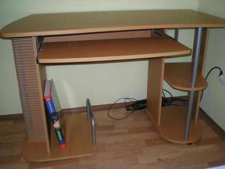 Stolík pod počítač - super stav,