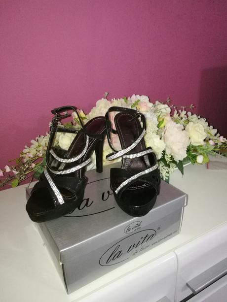 Damske spolocenske sandale, 38