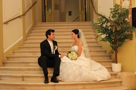 Nádherné svadobné šaty, 36
