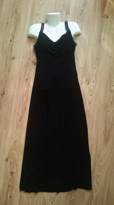 extra kúsok - dlhé spoločenské šaty, 40