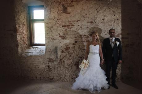Svadobné šaty 34-38 + závoj, cena Dohodou, 36