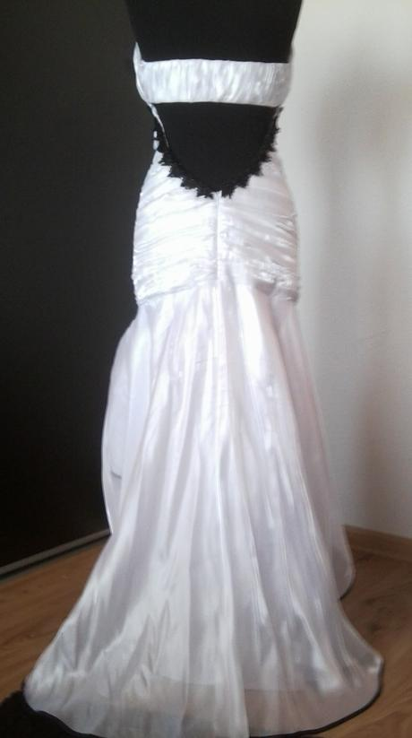 spoločenské šaty ale môžu byt aj ako svadobné šaty, 36