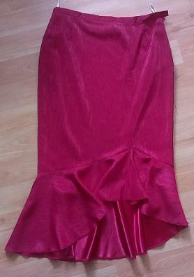 Elegantná spoločenská sukňa veľ. XL /42, 42