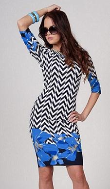 Úžasné úpletové šaty veľ.L/XL, L